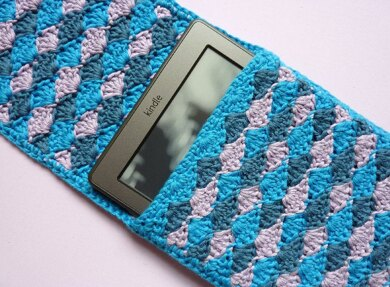 Shelly Kindle e reader cover or cosy / cozy