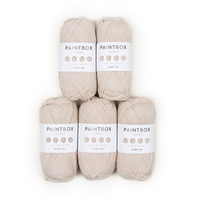 Paintbox Yarns Baby DK 5 Ball Value Pack