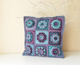 Dahlia Pillow Cover