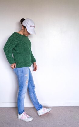 The Upsidedown Pullover