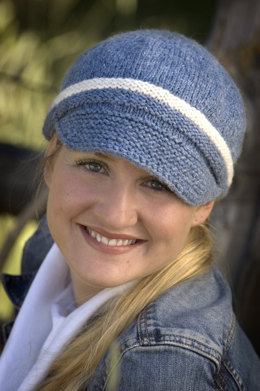 Mt. Bachelor Cap in Imperial Yarn Columbia - P120 - Downloadable PDF