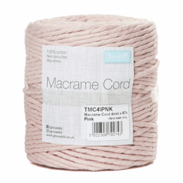 Trimits Cotton Macrame Cord: 4mm x 87m