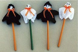 Spooky Pencil Toppers
