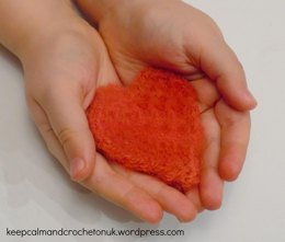 Little Felted Hearts