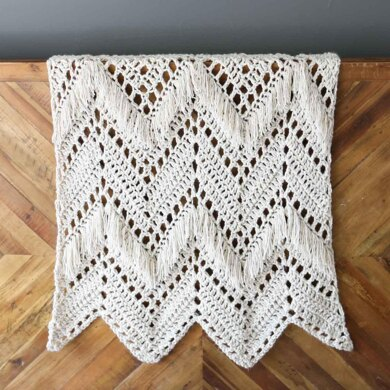 Sedona Fringed Throw