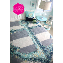 Tula Pink Anchors Aweigh Quilt - Downloadable PDF