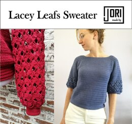 Lacey Leafs Sweater