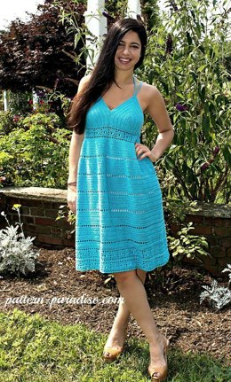 Calypso Kiss Sundress, Jumper