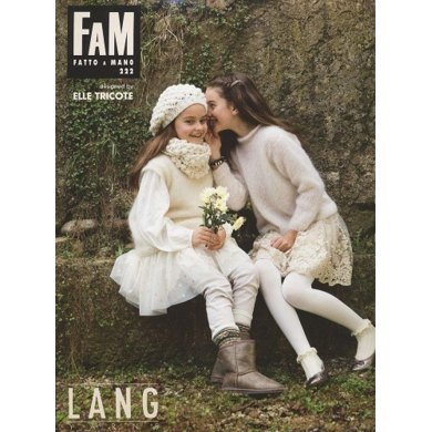 Fatto a Mano 222 Elle Tricot by Lang Yarns