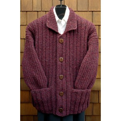 MS 157 Chunky Coat Jacket