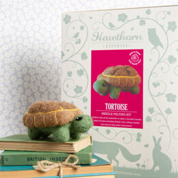 Hawthorn Handmade Tortoise Needle Felting Kit
