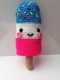 Crochet Foods - Lolly Ice Amigurumi