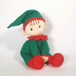 Jo-Jo Cuddle Elf Doll
