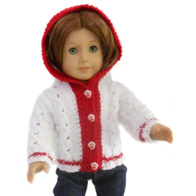 Going for a Walk for American Girl , Gotz and other 18'' dolls