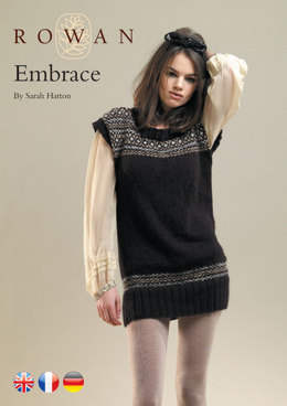 Embrace Sweater in Rowan Kid Classic