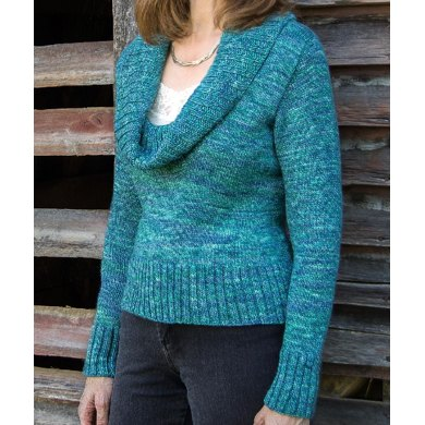 Acadia Top-Down Pullover #102