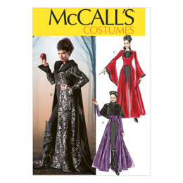 McCall's Misses' Costumes M6818 - Sewing Pattern