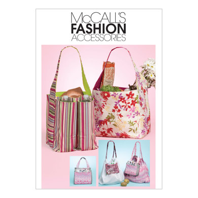 McCall's Totes M6297 - Sewing Pattern