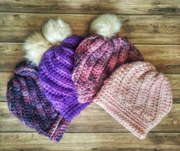Touch of Meringue Tuque