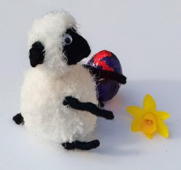 To Ewe - Easter Creme Egg Cover