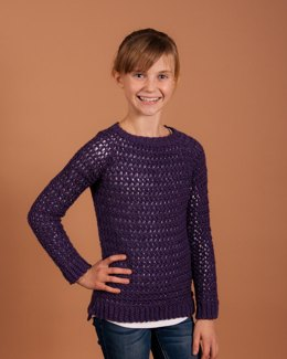 Ceres Pullover Girls