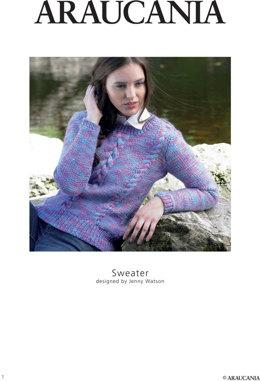 Sweater in Araucania Huasco Chunky