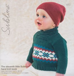 The Eleventh Little Sublime Hand Knit Book - 663