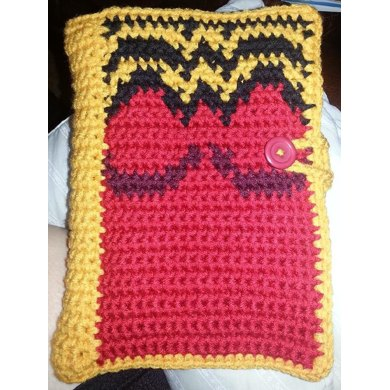 """Bound Book Style 7"""" Tablet Cover - Wonder Woman Inspired"""