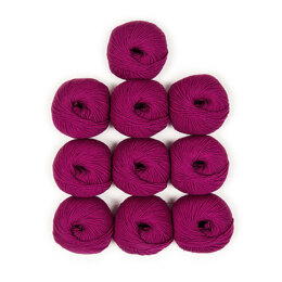 MillaMia Naturally Soft Aran 10 Ball Value Pack