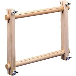 Frank A. Edmunds Split Rail Scroll Frame 6inX12in
