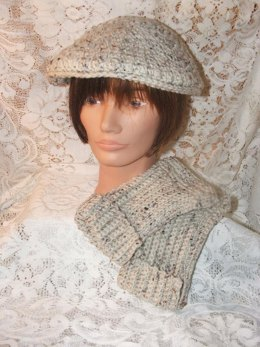 His or Hers Newsboy Cap