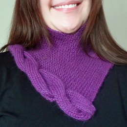 Asymmetric Cable Cowl