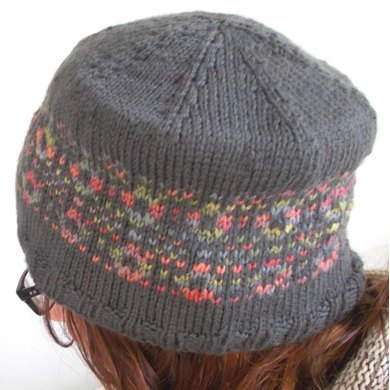 Welsh Tapestry Toque