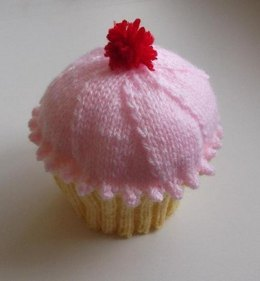Cupcake hat - 2 styles - from birth to 4 years.