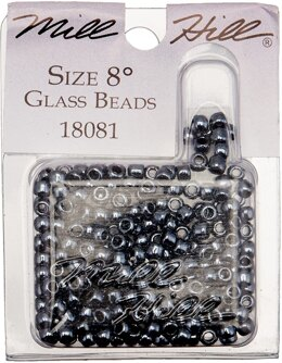 Mill Hill Pony Beads (Size 8)