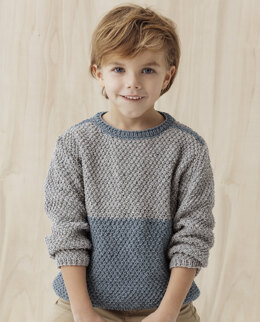 Julien Sweater in Phildar Phil Ecocoton - Downloadable PDF