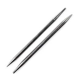 KnitPro Nova Normal Interchangeable Needle Tips (1 Pair)