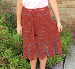 Meadowsweet skirt