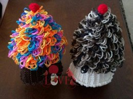 Loopy Cake Hat