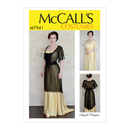 McCall's Misses' Costume M7941 - Sewing Pattern