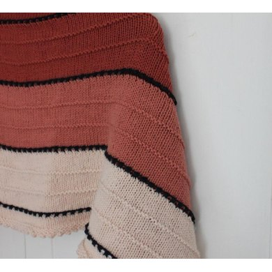 Somewhere In Time Shawl