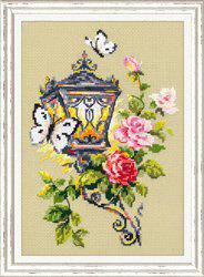Magic Needle Light of Allure Cross Stitch Kit - Multi