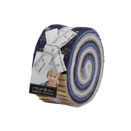 "Moda Fabrics Chill 2.5"" Strip Roll"