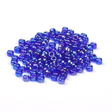 Mill Hill Glass Beads Size 8