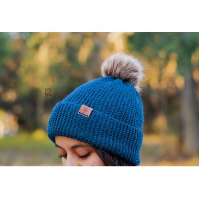 Easiest Knitted Hat