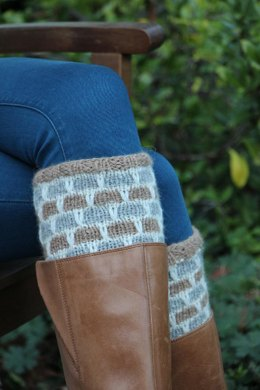 Brick Boot Toppers