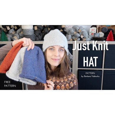 Just Knit Hat