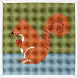 Rico Squirrel Canvas Kit