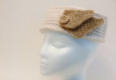 Pill Box Hat Chunky Crochet