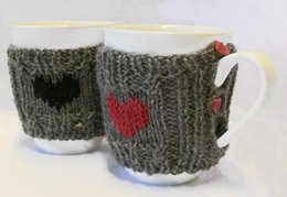 Mug Cosy for your Valentine